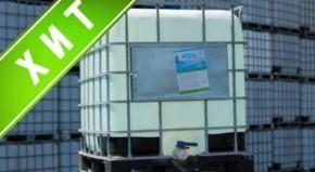 AdBlue, контейнер 1000 л, еврокуб, Польша, оригинал